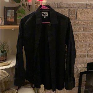 Express men's dress shirt small